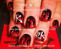 Robin Moses Nail Art: graffiti nails, graffiti monkey nail, monkey ...