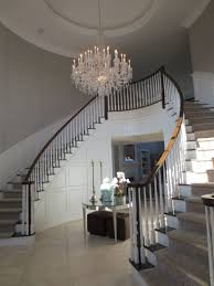 stair large chandeliers foyers and stairway lighting foyer ideas with stairs front door chandelier creative ruin decoration gallery entryway hall entry