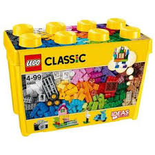 LEGO Classic Large Creative Box - 10698 Buy Top 20 Toys for Kids 5 to 8 Years Old Online at Toy Universe