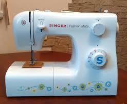 Обзор от покупателя на <b>Швейная машина Singer Fashion</b> Mate ...