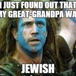 Is Mel Gibson an alcoholic racist? Meme Generator - Imgflip via Relatably.com
