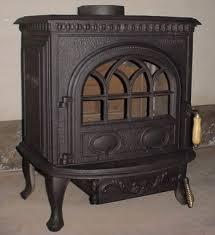 cast iron wood burning stove fireplace chiminea