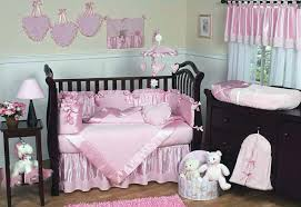 furniture idea appealing modern baby girl crib bedding with nursery