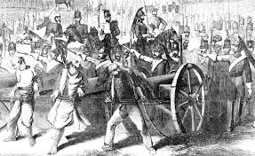 Image result for execution by gun 1857