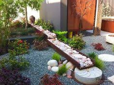 Small Picture Garden Design Ideas With Pebbles Gardens Short plants and