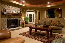 Brilliant Ideas For Remodeling Basement With Basement Finishing - Finished small basement ideas