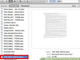 Mac Finder How To Search For File Types In Finder On A Mac 5 Steps