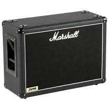 2x12 Speaker Cabinet Marshall Jvmc212 Guitar Speaker Cabinet At Gear4musiccom