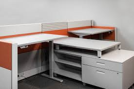 ofc office furniture. The Sit-to-stand #workstation Is Becoming An Increasingly Popular Option Among # Ofc Office Furniture