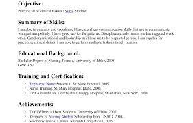 Registered Nurse Resume Template Word Best Of Example Sample Rn ...