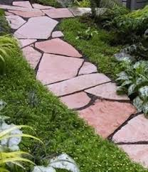 Small Picture Stone Walkways 16 Easy to Imitate Garden Paths Bob Vila