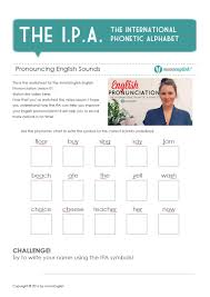 Compare ipa phonetic alphabet with merriam webster pronunciation symbols. Worksheet Ipa Pronunciation Mmmenglish