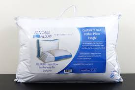 The Pancake Pillow by Gravity Sleep Brand New In Packaging