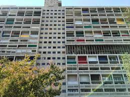 La Cite Radieuse Le Corbusier Architecture Deuxiemepeau