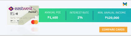 Eastwest offers many credit options for interested individuals. 11 Credit Cards For First Time Applicants In The Philippines