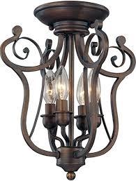 bronze ceiling light fixtures elk 3 oil rubbed