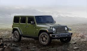 2018 jeep wrangler 75th anniversary edition top sd