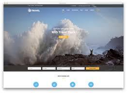 Tourism Web Design Inspiration 25 Top Creative Html5 Travel Website Templates 2019 Colorlib