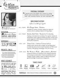 100 Creative Resume Templates Downloads Descarga Plantilla