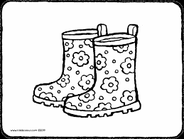 Kleding Colouring Pages Kiddicolour