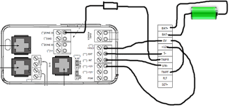 wiring diagram for visonic powermax and risco novagard6 dave wiring diagram for visonic powermax and risco novagard6