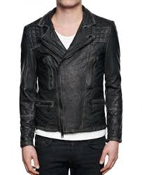 supernatural season 10 dean winchester black leather jacket s jackets