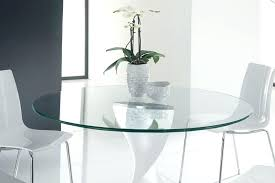 42 inch glass table top outstanding round