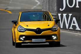 Renault May Build Extreme Clio RS 16 After All