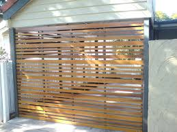 slatted doors. Slatted Doors For Inspiration Ideas Tilt Garage Brisbane Sids Door