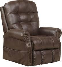 catnapper ramsey power lay flat heat massage recliner lift chair 4857122709