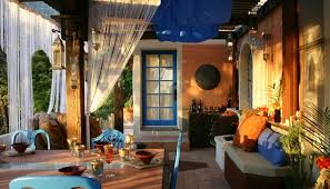 moroccan outdoor furniture. Fun Rooms : Moroccan Inspired Furniture Outdoor