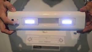 led battery operated ultra bright under cabinet light with sliding heads and remote control you
