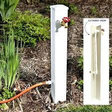 garden hose faucet. Outdoor Faucet Extension Kit Full Image For Garden Hose Spigot Valve N