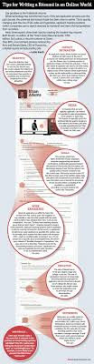 best images about resume writing resume tips tips for writing a resume in an online world via wsj