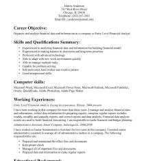 Job Objectives On Resume Expert Resume Writing An Objective Samples Of Statements Statement 89