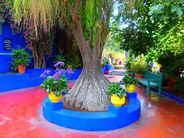 Image result for majorelle garden