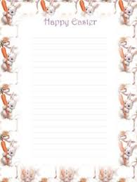 easter stationery download the free printable official easter bunny stationery and