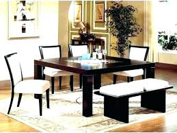 dining room table without rug medium size of round dining room rug ideas table area no