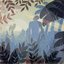 Artist of the Month : Aaron Douglas | Muddy Colors
