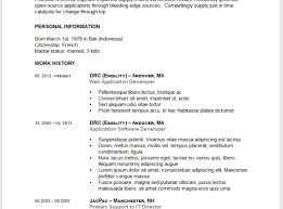 Microsoft Resume Templates 2013 Superb Microsoft Resume Templates 100 Fishingstudio 94
