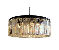 crystal prisms for lamps light round clear glass crystal prism chandelier crystal light prisms