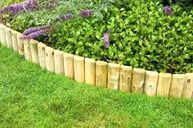 wood garden edging landscaping wood borders delightful ideas wood garden edging lawn a guide home design