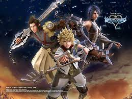 49+] Kingdom Hearts 3 HD Wallpaper on ...