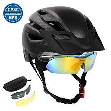 Odoland Adults Bike Helmet with Riding Classes ... - Amazon.com