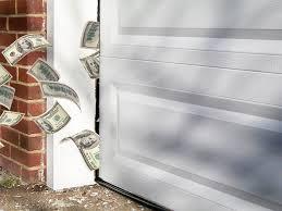 garage door sealKeep Out the Cold  Reliable Garage Door