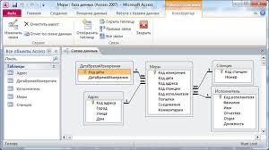 База данных access дипломная работа скачать заказать или  база данных access дипломная работа
