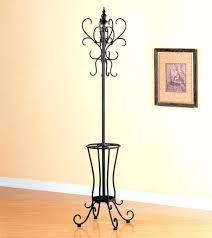 Stand Alone Coat Rack Hook Standalone Clothes Nz. Hall Stand Coat ...