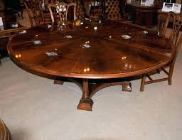 expanding round table. Expandable Round Table Large Dining Hardware Rotating Expanding At Open Can Wi