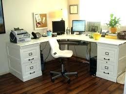 corner office desk. Modren Office Magnificent White Corner Office Desk Interior On Window Gallery With Ana  Computer Desks F T