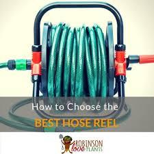best hose reel for your garden